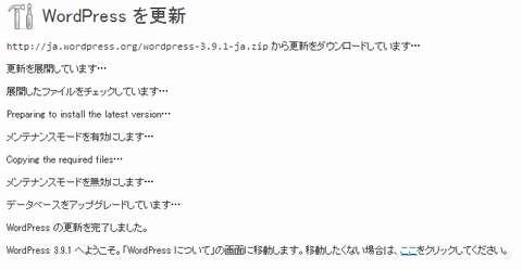 WoedPress 3.9.1ja